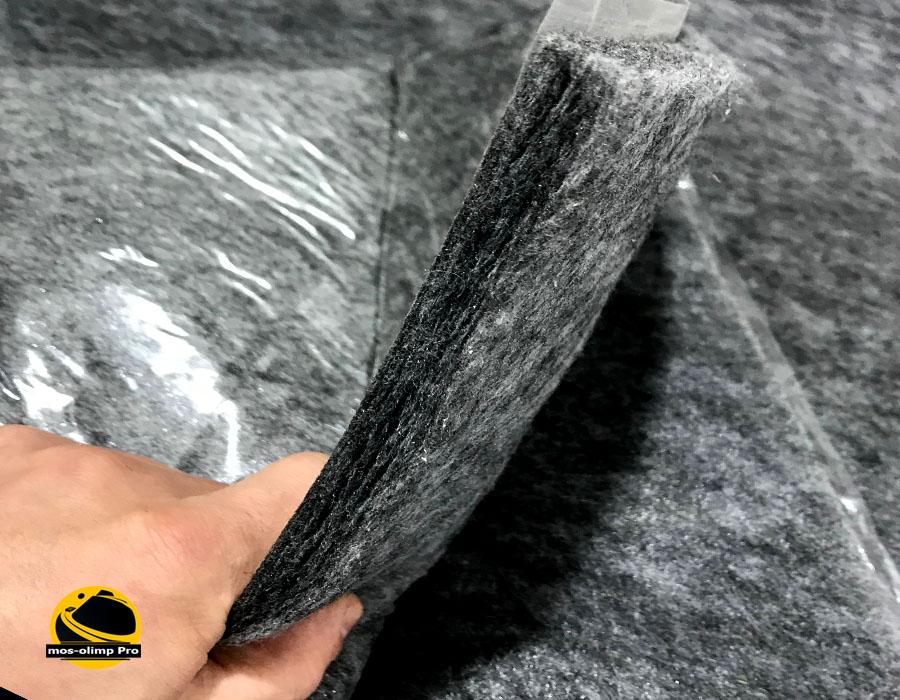 Шумопоглощающий материал Войлок