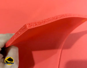 шумопоглощающий материал vision red