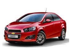 Шумоизоляция Chevrolet Aveo
