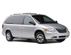 Шумоизоляция Chrysler Voyager