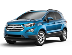 Шумоизоляция Ford EcoSport