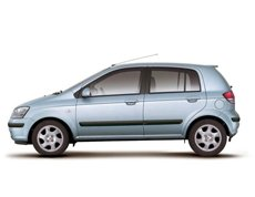 Шумоизоляция Hyundai Getz