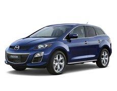 Шумоизоляция Mazda CX-7