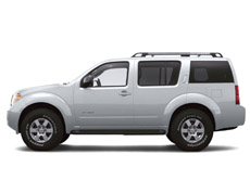 Шумоизоляция Nissan Pathfinder