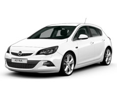 Шумоизоляция Opel Astra J