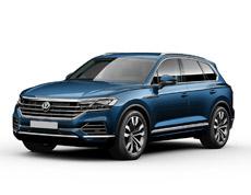 Шумоизоляция VW Touareg