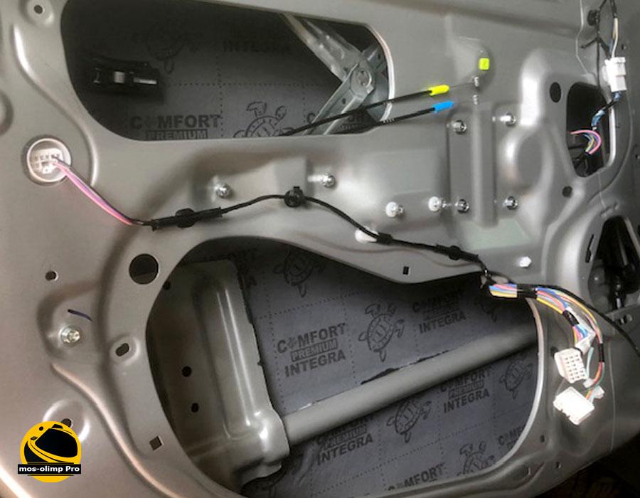шумоизоляция Hummer H2
