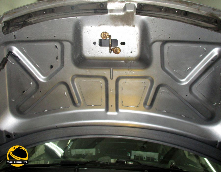 Шумоизоляция автомобилей Dodge (Додж)