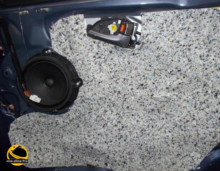 шумоизоляция хендай ix35
