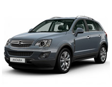 Шумоизоляция Opel Antara