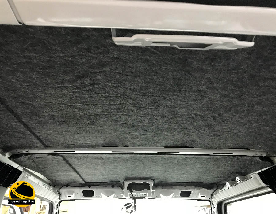 шумоизоляция крыши сузуки джимни