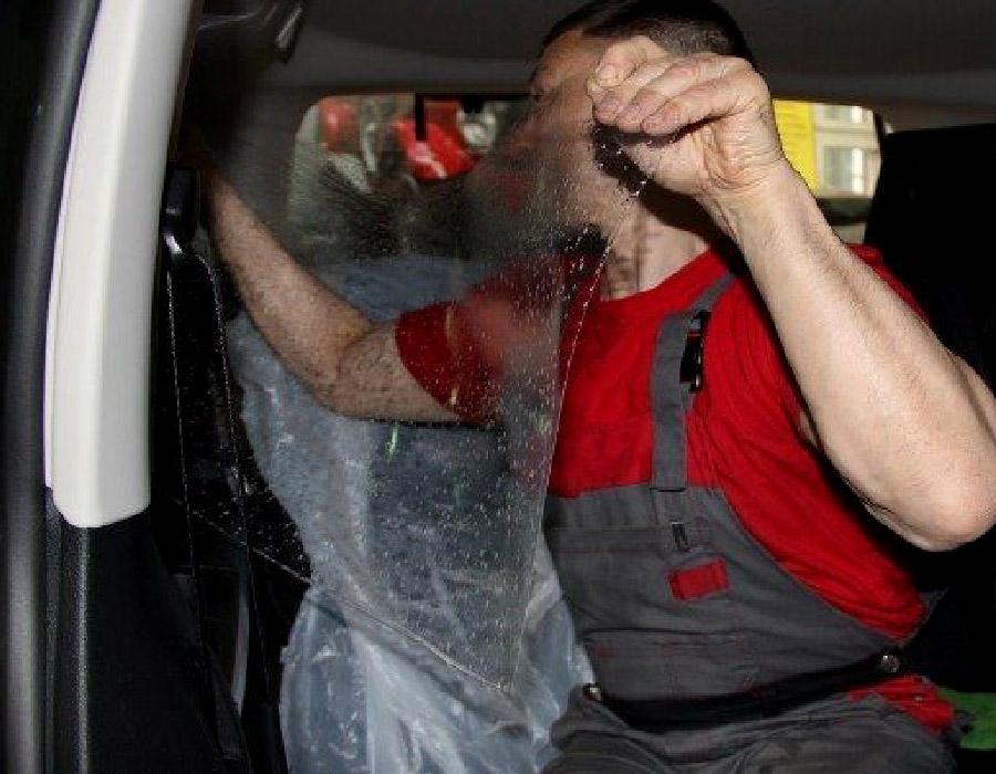 шумоизоляция стекол авто в москве
