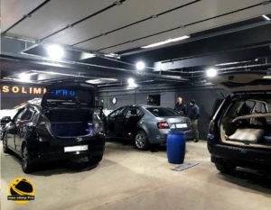 Шумоизоляция авто на Волгоградке