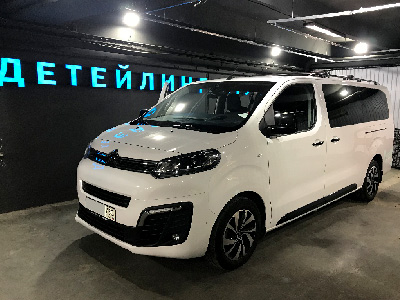 шумоизоляция citroen spacetourer