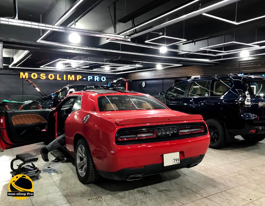 Шумоизоляция Dodge Challenger
